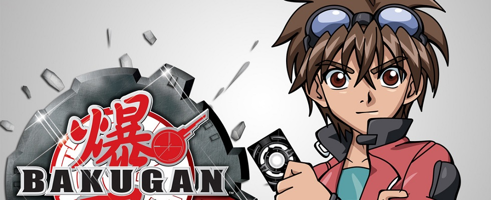 Бакуган / Bakugan Battle Brawlers: Mechtanium Surge